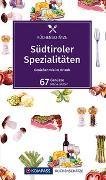 Cover-Bild zu Südtiroler Spezialitäten von Gruber, Maria