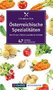 Cover-Bild zu Österreichische Spezialitäten von Wiesmüller, Maria