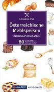 Cover-Bild zu Österreichische Mehlspeisen von Wiesmüller, Maria