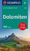 Cover-Bild zu KOMPASS Großes Wanderbuch Dolomiten von KOMPASS-Karten GmbH (Hrsg.)