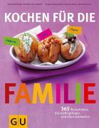 Cover-Bild zu Bodensteiner, Susanne: Kochen für die Familie
