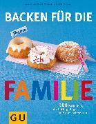 Cover-Bild zu Kittler, Martina: Backen für die Familie (eBook)