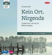 Cover-Bild zu Wolf, Christa: Kein Ort. Nirgends