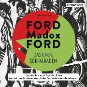 Cover-Bild zu Ford, Ford Madox: Das Ende der Paraden