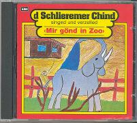 Cover-Bild zu D'Schlieremer Chind singed und verzelled. Mir gönd in Zoo 1
