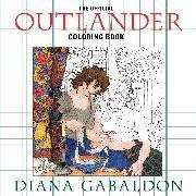 Cover-Bild zu The Official Outlander Coloring Book von Gabaldon, Diana