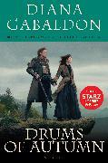 Cover-Bild zu Drums of Autumn (Starz Tie-in Edition) von Gabaldon, Diana