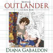 Cover-Bild zu The Official Outlander Colouring Book von Gabaldon, Diana