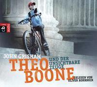 Cover-Bild zu Theo Boone und der unsichtbare Zeuge