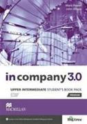 Cover-Bild zu In Company 3.0 Upper Intermediate Level Student's Book Pack