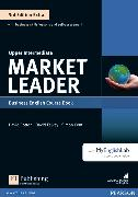 Cover-Bild zu Market Leader 3rd Edition Extra Upper Intermediate Course Book with DVD-ROM & MyEnglishLab