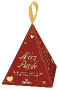 Cover-Bild zu Prof Puzzle Weihnachtspuzzle aus Holz