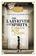 Cover-Bild zu The Labyrinth of the Spirits (eBook) von Zafon, Carlos Ruiz