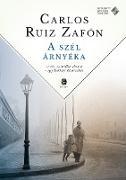 Cover-Bild zu A szél árnyéka - Tuzrózsa (eBook) von Ruiz Zafón, Carlos