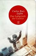 Cover-Bild zu Das Labyrinth der Lichter von Ruiz Zafón, Carlos