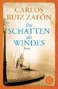 Cover-Bild zu Der Schatten des Windes (eBook) von Ruiz Zafón, Carlos