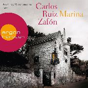 Cover-Bild zu Marina (Ungekürzte Lesung) (Audio Download) von Zafón, Carlos Ruiz