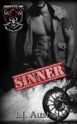 Cover-Bild zu eBook Sinner (Pirates MC, #2)