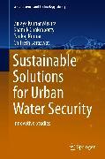 Cover-Bild zu Sustainable Solutions for Urban Water Security (eBook) von Kumar, Pankaj