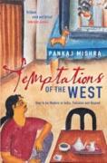 Cover-Bild zu Temptations of the West (eBook) von Mishra, Pankaj
