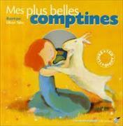 Cover-Bild zu Mes plus belles comptines. Avec 1 CD audio