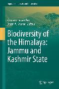 Cover-Bild zu Biodiversity of the Himalaya: Jammu and Kashmir State (eBook) von Khuroo, Anzar A. (Hrsg.)