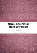 Cover-Bild zu Ethical Concerns in Sport Governance (eBook) von Naha, Souvik (Hrsg.)