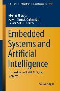 Cover-Bild zu Embedded Systems and Artificial Intelligence (eBook) von Satapathy, Suresh Chandra (Hrsg.)