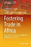 Cover-Bild zu Fostering Trade in Africa (eBook) von Odularu, Gbadebo O.A. (Hrsg.)