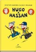 Cover-Bild zu Hugo & Hassan von Aakeson, Kim Fupz