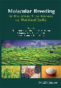 Cover-Bild zu Molecular Breeding for Rice Abiotic Stress Tolerance and Nutritional Quality (eBook) von Hossain, Mohammad Anwar (Hrsg.)