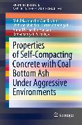 Cover-Bild zu Properties of Self-Compacting Concrete with Coal Bottom Ash Under Aggressive Environments (eBook) von Shahidan, Shahiron