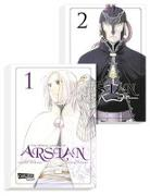 Cover-Bild zu The Heroic Legend of Arslan Doppelpack 1-2 von Tanaka, Yoshiki