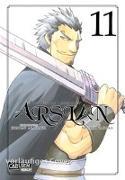 Cover-Bild zu The Heroic Legend of Arslan 11 von Arakawa, Hiromu