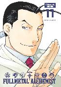 Cover-Bild zu Fullmetal Alchemist: Fullmetal Edition, Vol. 11 von Hiromu Arakawa
