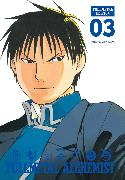 Cover-Bild zu Fullmetal Alchemist: Fullmetal Edition, Vol. 3 von Hiromu Arakawa
