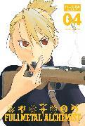 Cover-Bild zu Fullmetal Alchemist: Fullmetal Edition, Vol. 4 von Hiromu Arakawa