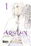 Cover-Bild zu The Heroic Legend of Arslan 1 von Tanaka, Yoshiki