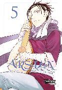 Cover-Bild zu The Heroic Legend of Arslan 5 von Tanaka, Yoshiki