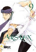 Cover-Bild zu The Heroic Legend of Arslan 9 von Tanaka, Yoshiki