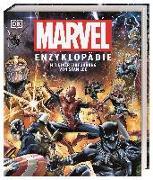 Cover-Bild zu Marvel Enzyklopädie