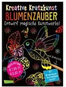 Cover-Bild zu Kreative Kratzkunst: Blumenzauber