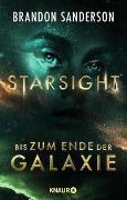 Cover-Bild zu Starsight - Bis zum Ende der Galaxie von Sanderson, Brandon