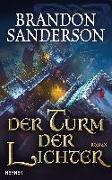 Cover-Bild zu Der Turm der Lichter von Sanderson, Brandon