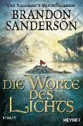 Cover-Bild zu Die Worte des Lichts von Sanderson, Brandon