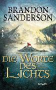 Cover-Bild zu Die Worte des Lichts (eBook) von Sanderson, Brandon