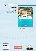 Cover-Bild zu Mathematik real, Differenzierende Ausgabe Nordrhein-Westfalen, 5. Schuljahr, Arbeitsheft mit eingelegten Lösungen und CD-ROM