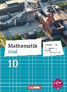 Cover-Bild zu Mathematik real, Differenzierende Ausgabe Nordrhein-Westfalen, 10. Schuljahr, Schülerbuch - Lehrerfassung von Cornetz, Elke