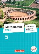 Cover-Bild zu Mathematik real, Differenzierende Ausgabe Nordrhein-Westfalen, 5. Schuljahr, Schülerbuch - Lehrerfassung von Hecht, Wolfgang
