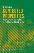 Cover-Bild zu Contested Properties (eBook) von Rutert, Britta